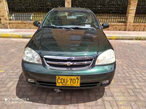 chevrolet optra limited 1.8 automático full