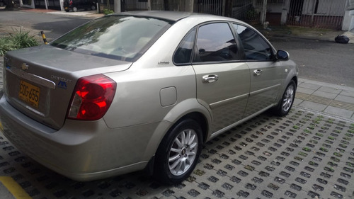 chevrolet optra limited 1.800 full equipo sunroof
