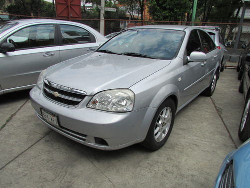 chevrolet optra paq.m  manual  2009 gris