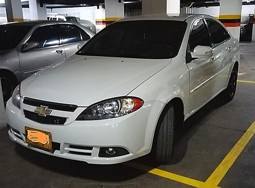 chevrolet optra sedan advance