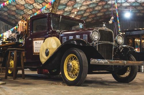chevrolet pick up 1932 - permuto + cash