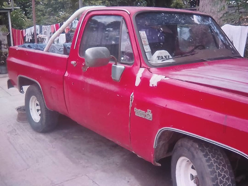 chevrolet pick-up c-10 automatica año 1979