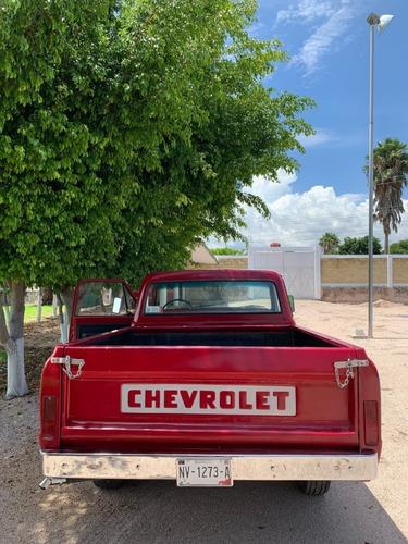 chevrolet pick up c/10 1972