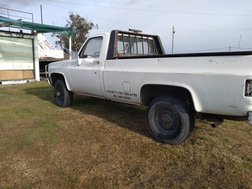 chevrolet pick up k30