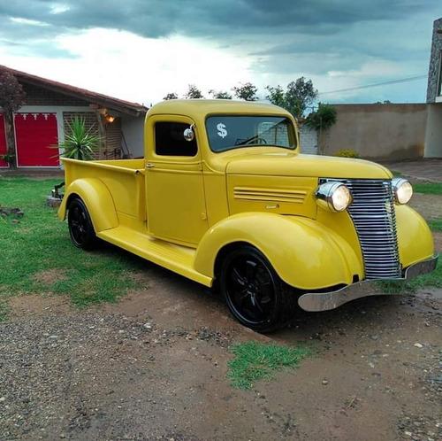 chevrolet pickup 1938