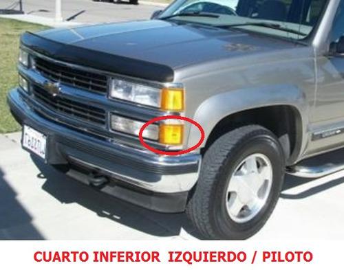 chevrolet pickup 1994 - 2000 faro cuarto izquierdo nuevo!!!