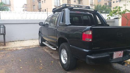 chevrolet pickup s10 4x4 turbo diesel