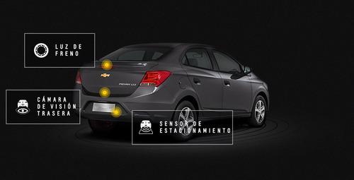 chevrolet - plan 100% financiado- prisma ltz entrega asegura