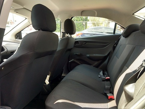 chevrolet prisma 1.0 joy 2018 zero entrada vilage automove