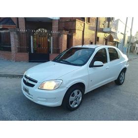 Chevrolet Prisma 1.4 Full Gnc 5ta $265mil Y Cuotas Permuto