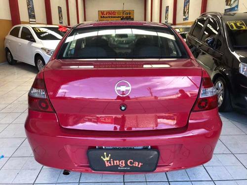 chevrolet prisma 1.4 joy econoflex 2008 kingcar multimarcas