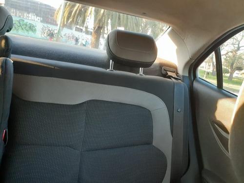 chevrolet prisma 1.4 lt // 2da mano // gnc // nunca taxi