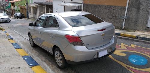 chevrolet prisma 1.4 lt aut. 4p 2014 - único dono