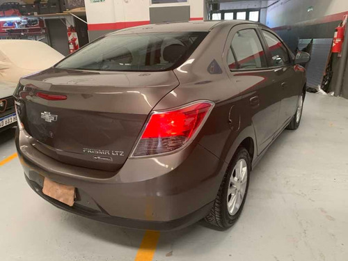 chevrolet prisma 1.4 ltz 98cv 2014 impecable