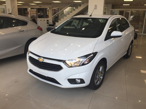 chevrolet prisma 1.4 ltz manual 98cv ap  #1