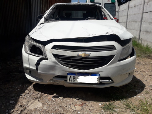 chevrolet prisma joy 1.4 ls + 98cv chocado