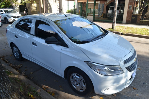 chevrolet prisma joy 1,4 n ls mt + 2018