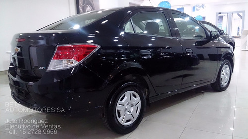 chevrolet prisma joy / joy + plus 1.4n mt  0km año 2017 rb