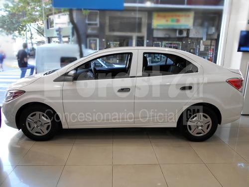 chevrolet prisma joy + ls 4 puertas 1,4 nafta 0km #2