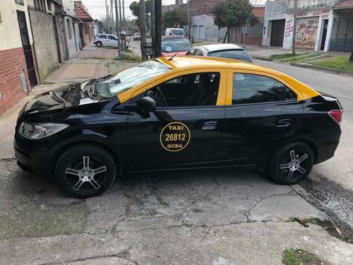chevrolet prisma ls taxi completo