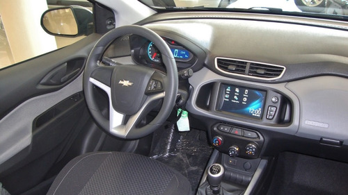 chevrolet prisma lt 100%anticipo $ 90000 yctas s/int car one