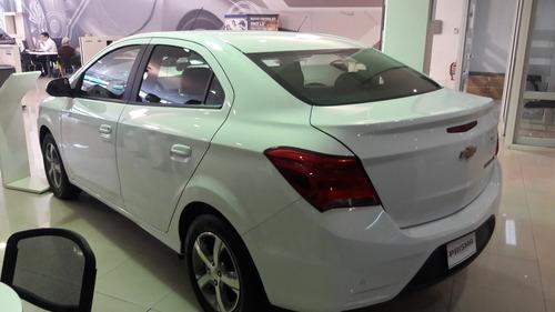 chevrolet prisma lt 100%anticipo $ 90000 yctas s/int car one