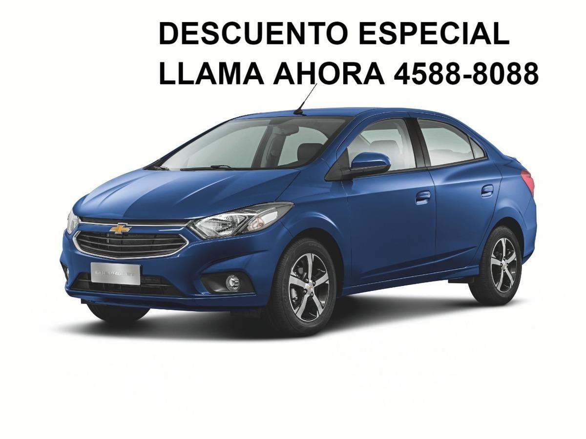 Chevrolet prisma 2019 precio