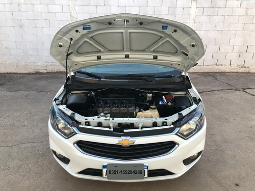 chevrolet prisma ltz 1.4 at 2016 * financio*recibo menor*