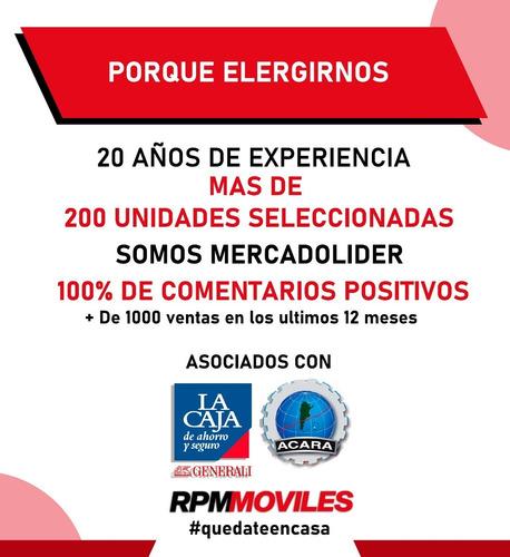chevrolet prisma ltz 1.4 n manual 2016 rpm moviles