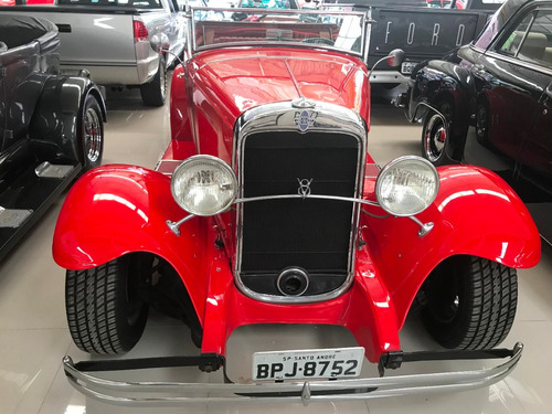 chevrolet roadster 1931 (barata/branco sogra)