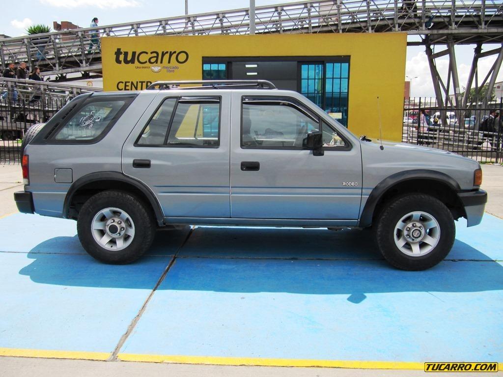 Chevrolet Rodeo 2 6l Mt 2600cc 4x4 16 500 000 En Tucarro