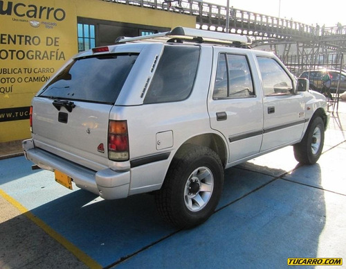 chevrolet rodeo dohc v6 3200cc mt aa