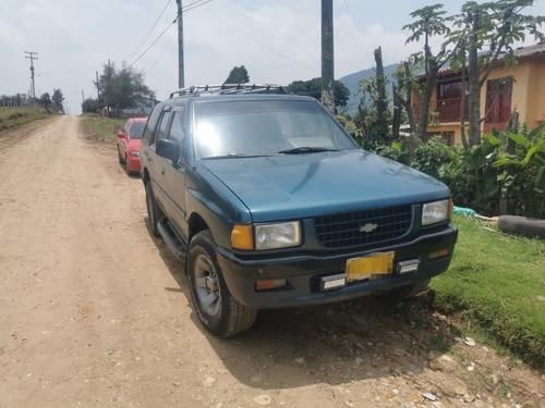 chevrolet rodeo full equipo