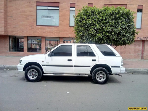 chevrolet rodeo rodeo