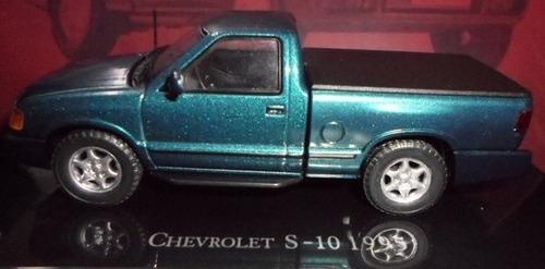 chevrolet s-10 1995 verde