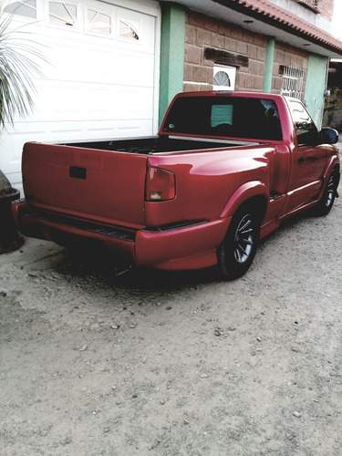 chevrolet s-10 2001 maxicab lujo aa ve at