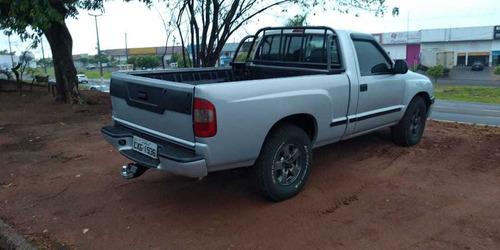 chevrolet s-10 2003 2.8 diesel 4x2- aceita troca