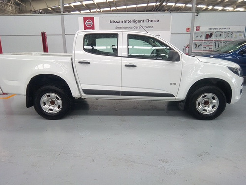 chevrolet s-10 2017 2.5 doble cabina mt