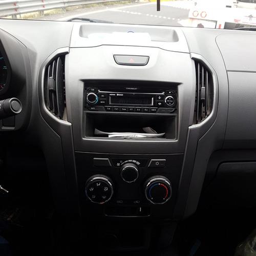 chevrolet s-10 2.5 chasis cabina mt 2016