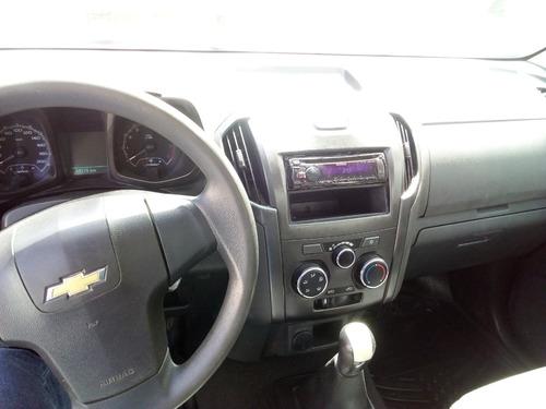 chevrolet s-10 2.5 chasis cabina mt con estaquitas