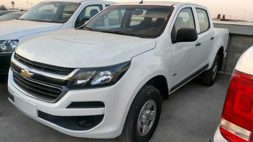 chevrolet s-10 2.5 doble cabina mt 2017 credito!!!!!