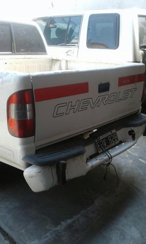 chevrolet s 10 2,8 dlx doble cabina 4x2 2004