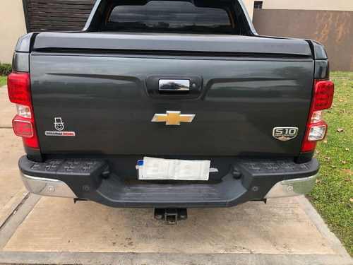 chevrolet s 10 4x4 automatica high country cabina doble 2017