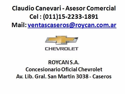 chevrolet s-10 cd high country 4x2 0 km 2017 roycan sa