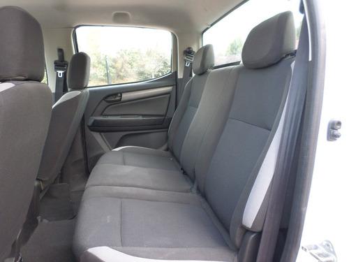 chevrolet s-10 doble cabina  estandar 4 cilindros impecable