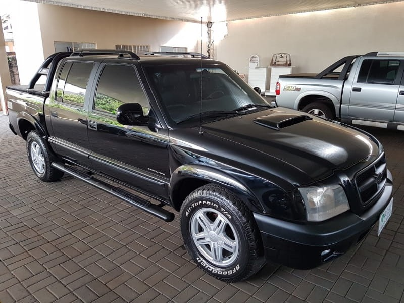 Chevrolet S 10 Executive Cdup 4x2 28 Tb Eletr 20 R 45500 Em