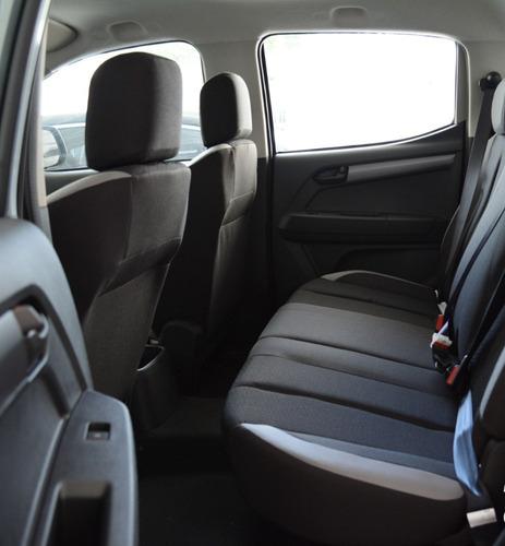 chevrolet s-10 ls doble cabina  manual 2020 (mc)77
