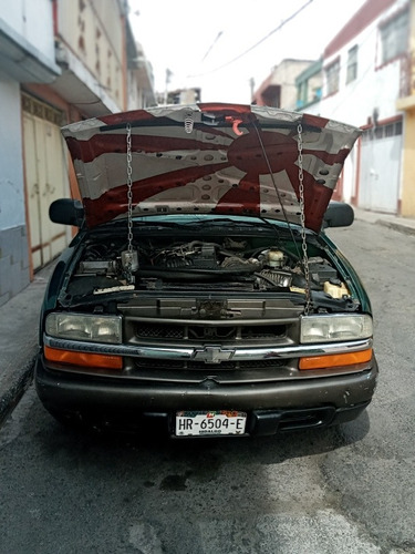 chevrolet s-10 motor 2.2 4 cilindro