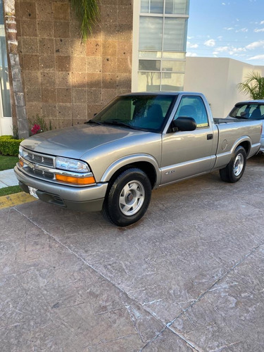 chevrolet s10 2001 4 cilindros impecable