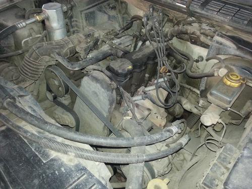 chevrolet s10 2002-2007 en desarme